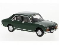 Brekina 29118 Peugeot 504 tmavě zelený 1961
