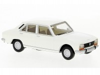 Brekina 29120 Peugeot 504 bílý 1961