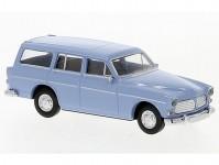 Brekina 29262 Volvo Amazon Kombi světle modrý 1956