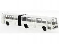 Brekina 59709 Ikarus 280.02 kloubový autobus bílý 1985