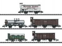 Trix 15284 set nákladních vozů Pfalz a K.Bay.Sts.B.