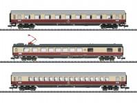 Trix 18214 set rychlíkových vozů IC 142 Germania DB