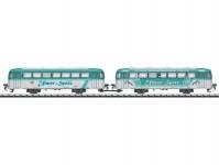 Trix 18903 set přípojných vozů DB AG