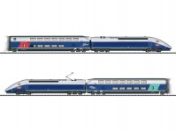 Trix 22381 TGV Euroduplex SNCF