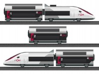 Märklin 29406 startovací set TGV Duplex My World