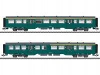 Märklin 43547 set osobních vozů M2 SNCB