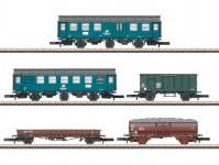 Märklin 87761 set vozů pro stavbu kolejových tratí DB
