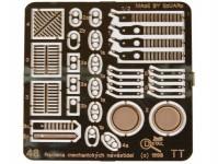 Detail 48 doplňky ramena mechanických náv. a předvěstí TT