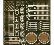 Detail 49 doplňky ramena mechanických návěstidel a předvěstí H0