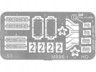 doplňky M296.1013, 853 019-8