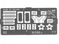 Detail 62 doplňky M286.0022, 850 009-2 TT