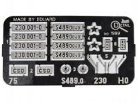 Detail 75 doplňky S489.0040, 230 001-0 H0