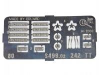 Detail 80 doplňky S499.0239, 242 231-9 TT