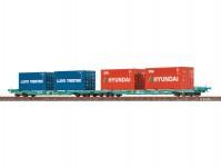 Brawa 48103 kontejnerový vůz Sffggmrrss FS