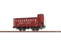 Brawa 49847 pivní vůz Hlf Kronenbourg SNCF