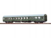 Brawa 50581 osobní vůz 2.třídy Bmhe šedá střecha DR