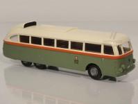 RA Došlý 100101 Škoda 536 zelený/bílý H0