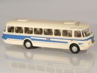 RA Došlý 100404 Škoda 706 RTO světle modrý/bílý,pruh, 2x1-dílné dveře H0