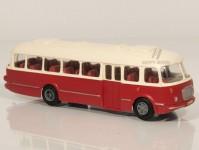RA Došlý 101209 Škoda 706 RTO červený/bílý, 1x2-dílné dveře H0