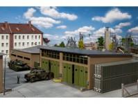 Faller 144106 dílna pro vojenské automobily