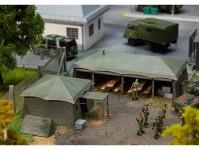 Faller 144108 vojenské stany