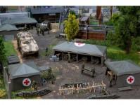 Faller 144109 vojenské ambulantní stany