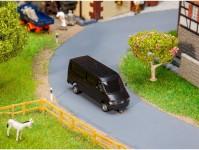 Faller 161432 Mercedes-Benz Sprinter černý