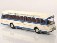 RA Došlý 102500 Karosa ŠD 11 modrý/bílý, 1x1dílné dveře H0