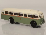 RA Došlý 103002 Škoda 706 RO zelený/bílý, 1x1-dílné dveře, ČSD H0