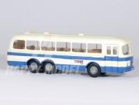 RA Došlý 108102 Karosa HB 500 modrý/bílý, pruh, 1x2-dílné dveře H0