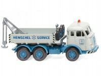 Wiking 63408 Henschel ostahovka Henschel Service