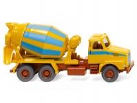 Wiking 68207 Volvo N10 míchač betonu modrý / žlutý