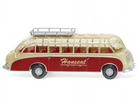 Wiking 73003 Setra S8 cestovní autobus Hanseat