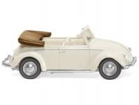Wiking 79405 VW Brouk 1200 Cabrio perlově bílý