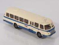 RA Došlý 200301 Škoda 706 RTO modrý/bílý, pruh, 1x2-dílné dveře TT