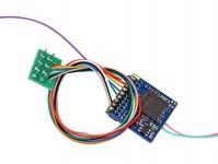 ESU 59210 funkční dekodér LokPilot 5 Fx DCC/MM/SX 8-pin NEM652