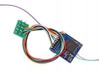 ESU 59220 funkční dekodér LokPilot 5 Fx DCC 8-pin NEM 652