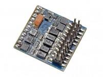 ESU 59222 funkční dekodér LokPilot 5 Fx DCC PluX22 NEM 658