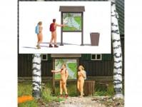 Busch 7947 nudisté na vandru