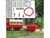Busch 7960 hasiči DDR