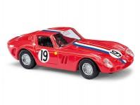 Busch 42616 Ferrari 250 GTO červené