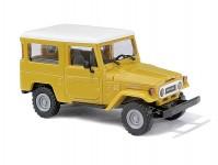 Busch 43034 Toyota Land Cruiser J4 žlutá