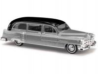 Busch 43480 Cadillac 52 Station Wagon stříbrná metalíza