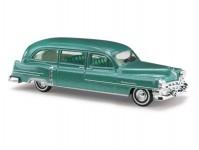 Busch 43483 Cadillac 52 Station Wagon zelená metalíza