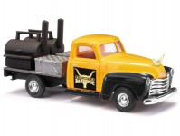 Busch 48239 Chevrolet Pick-up Barbecue