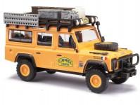 Busch 50379 Land Rover Defender Camel Trophy 1989