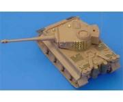 Hauler hlr87055 leptané díly pro Panther D/A od Trident H0