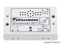 Viessmann 5577 zvukový modul - kytarista