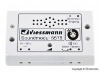 Viessmann 5578 zvukový modul - jukebox