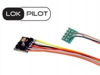 ESU 59820 dekodér LokPilot 5 micro DCC 8-pin NEM652
